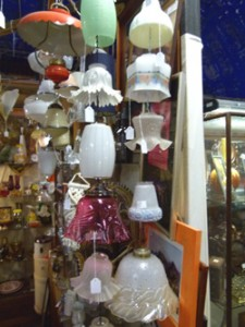 paddington antique centre lights