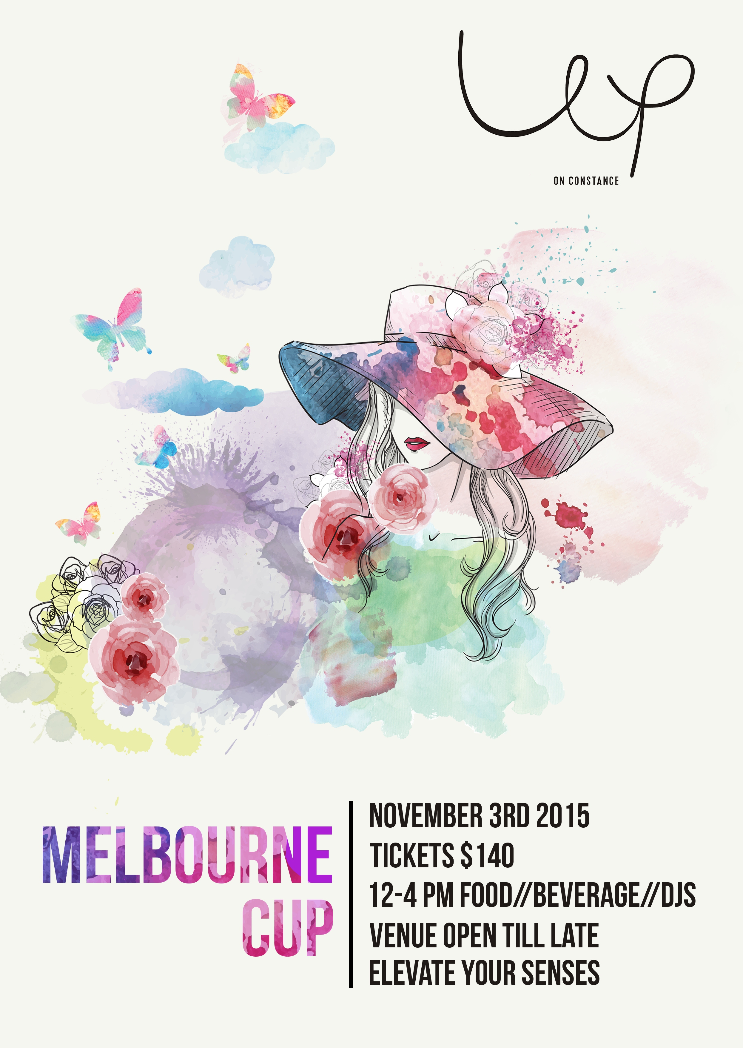 UP_Melbourne Cup