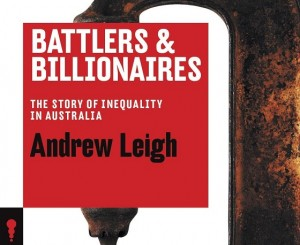 Battlers & Billionaires (image sourced from Black Inc)