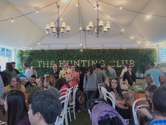 The Hunting Club specialising in craft beer