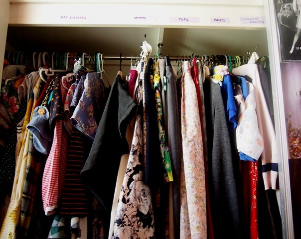 Clean up your wardrobe and add some new pre-loved goods at the same time