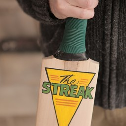 The cricket bat