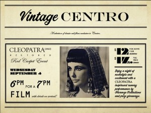 Vintage Cleopatra