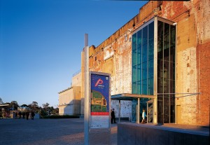 The Brisbane Powerhouse. Image by Jon Linkins.
