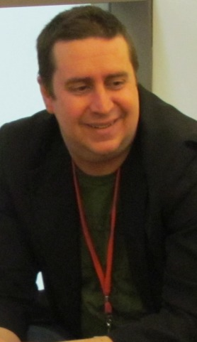 Peter Ball. Image by Australian Writer's Marketplace.
