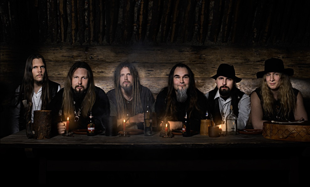 Image from official Korpiklaani website.