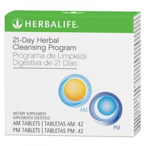 Herbalife 21-Day Herbal Cleansing Program