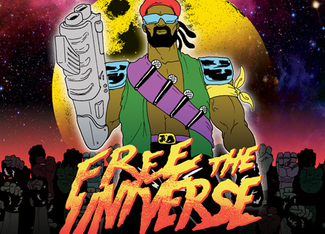 Major Lazer Free the Universe (Image: www.youredm.com)