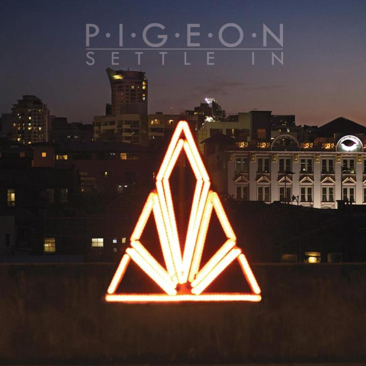 Settle In album cover: Image from official Pigeon Facebook page