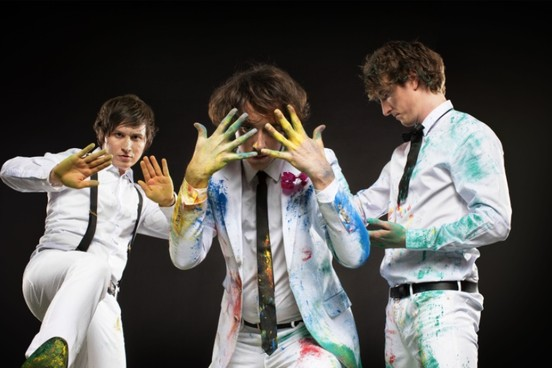 The Wombats (Image: www.nme.com)
