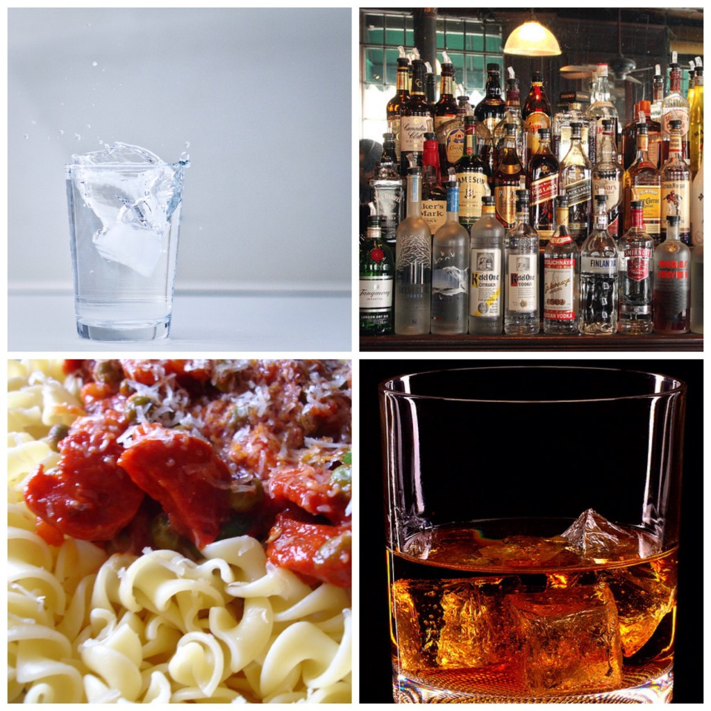 Stay hydrated, fill up on food and know your limits! Images clockwise from top left: Cimm, Prayitno, Kyle May, Rovingl