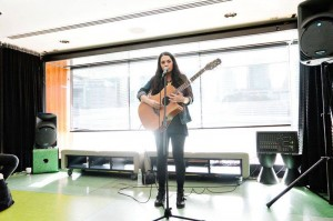 Seavera performing at 2013's forum
