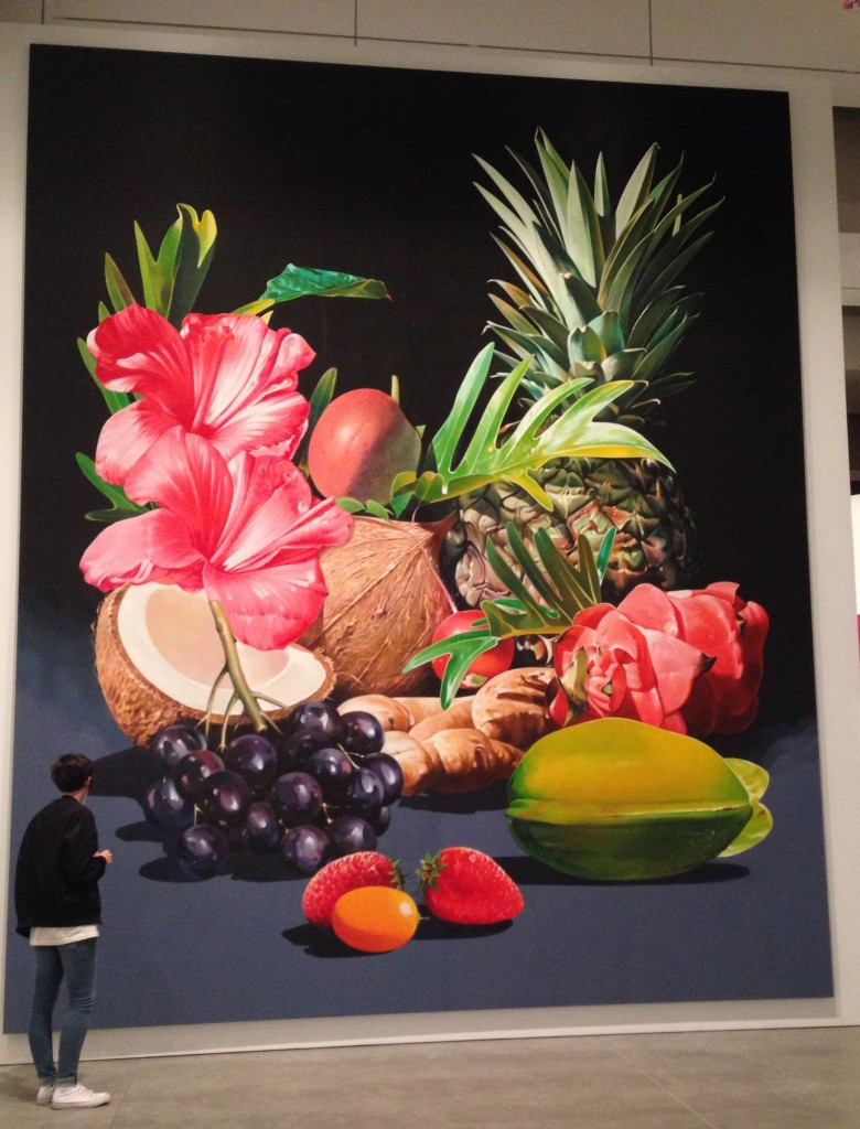 Shirana SHAHBAZI  Still life: Coconut and other things 2009