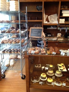 It can be very difficult choosing only one pastry.