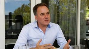 CEO Graeme Mason
