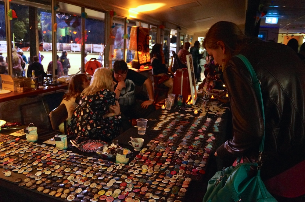 Vendor at Jam 'n' Beats
