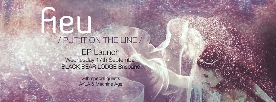 Fieu EP Launch