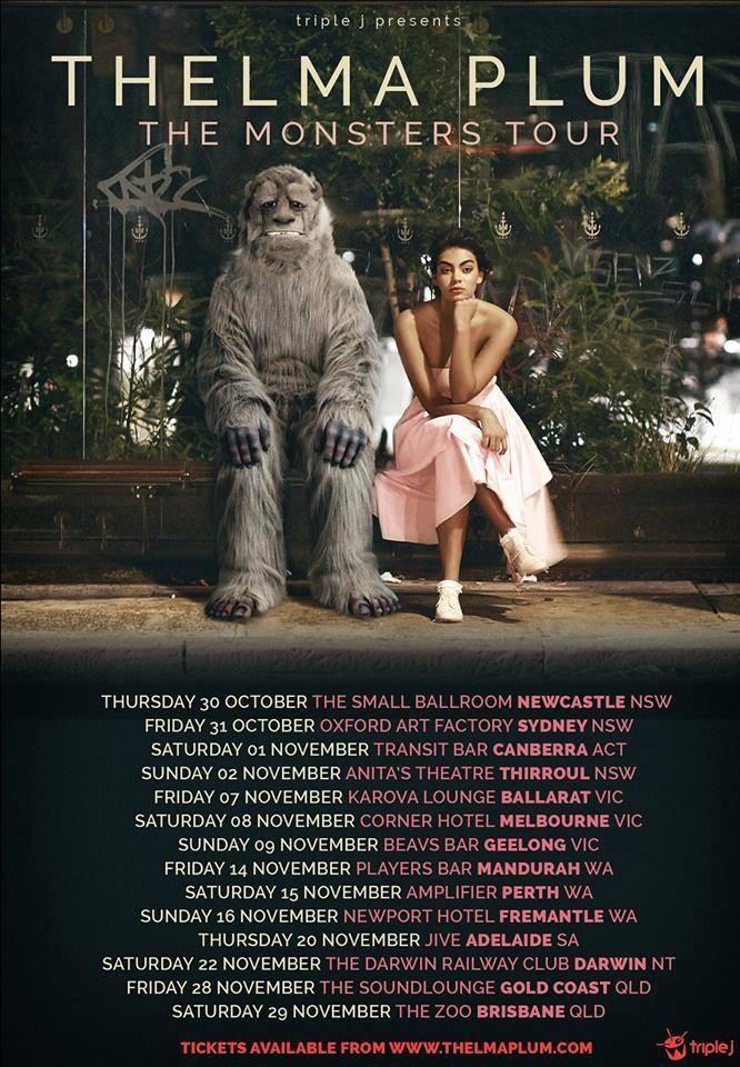 Thelma Plum Tour Dates