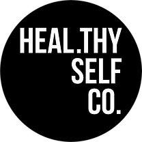 heal.thy self. logo