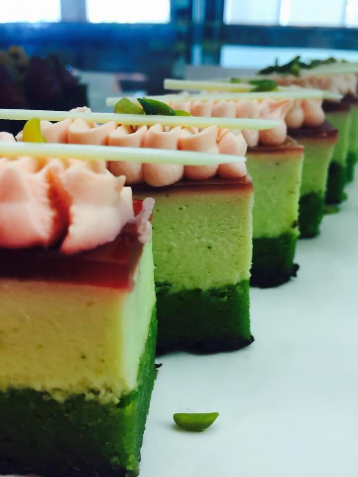 melba cakes