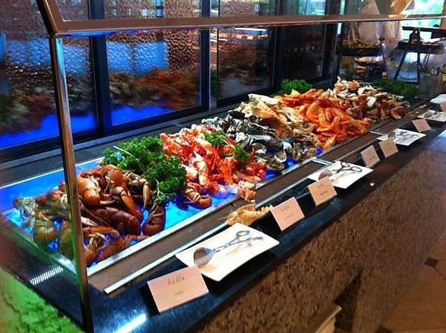 melba seafood
