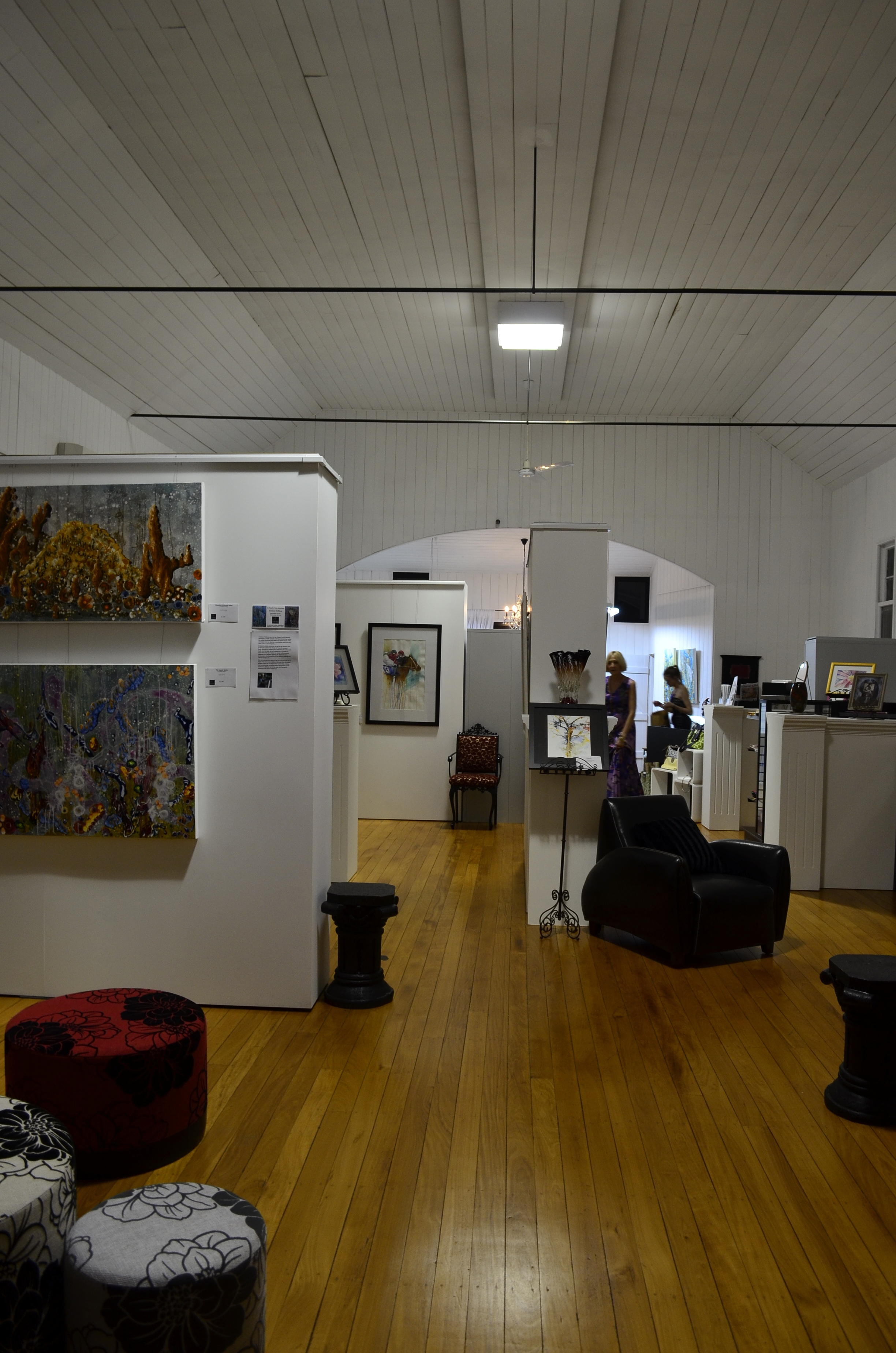 vanessa murillo- photo of aspire gallery