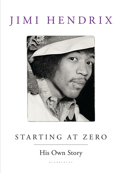 Jimi Hendrix Starting At Zero