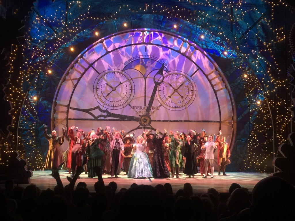 Wicked review 1