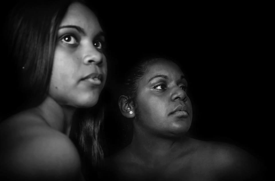 'Existence 1' 2014 by Nickeema Williams