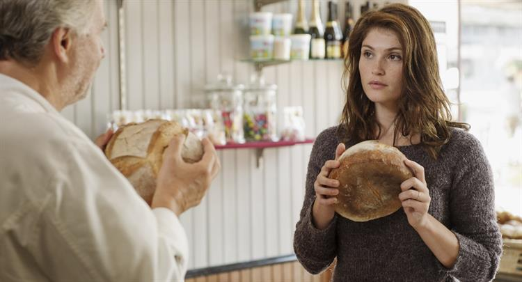 Gemma Bovery - With bread