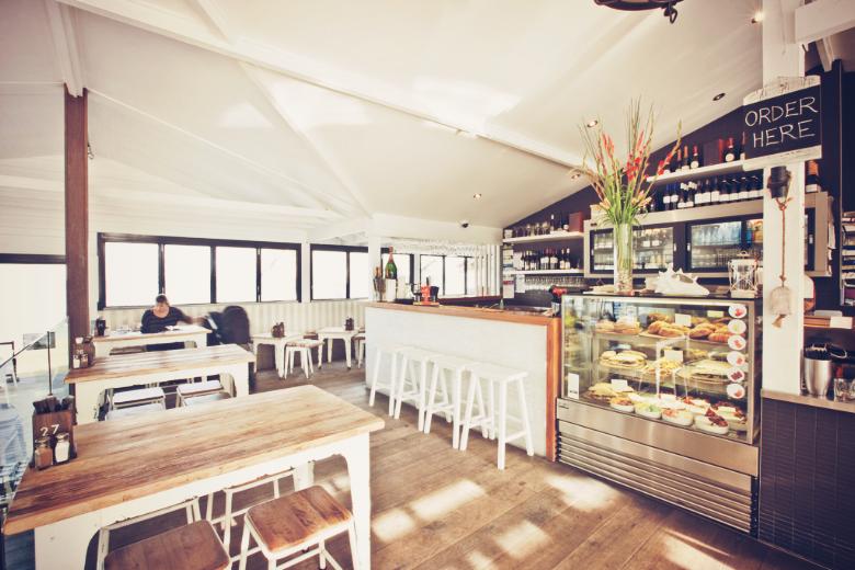 The Coffee Break: Sandbar Beach Cafe