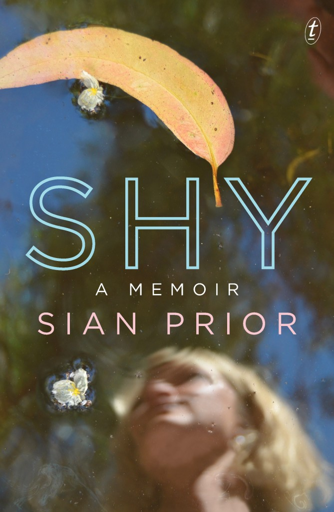 Shy Book Cover