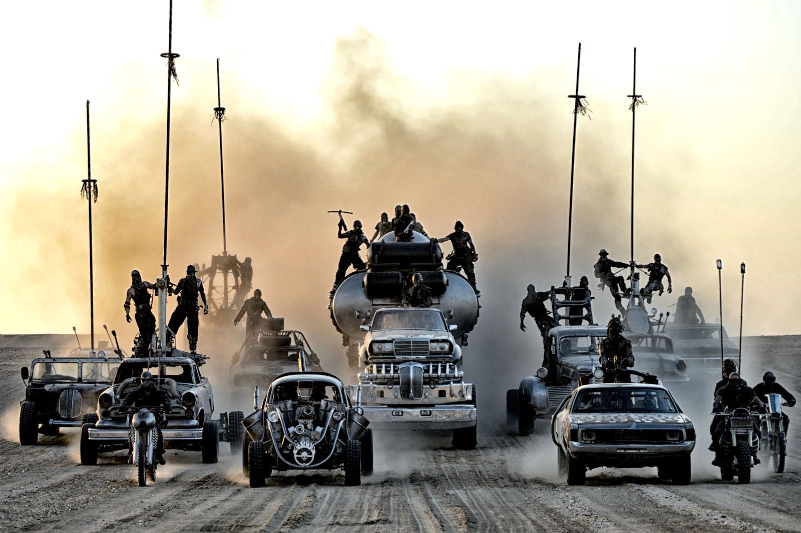 Mad Max Convoy