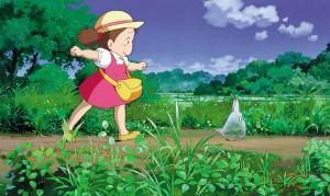 Totoro little