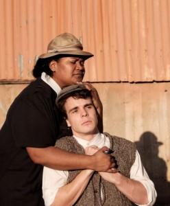 The Untouchable Juli, a Fractal Theatre production