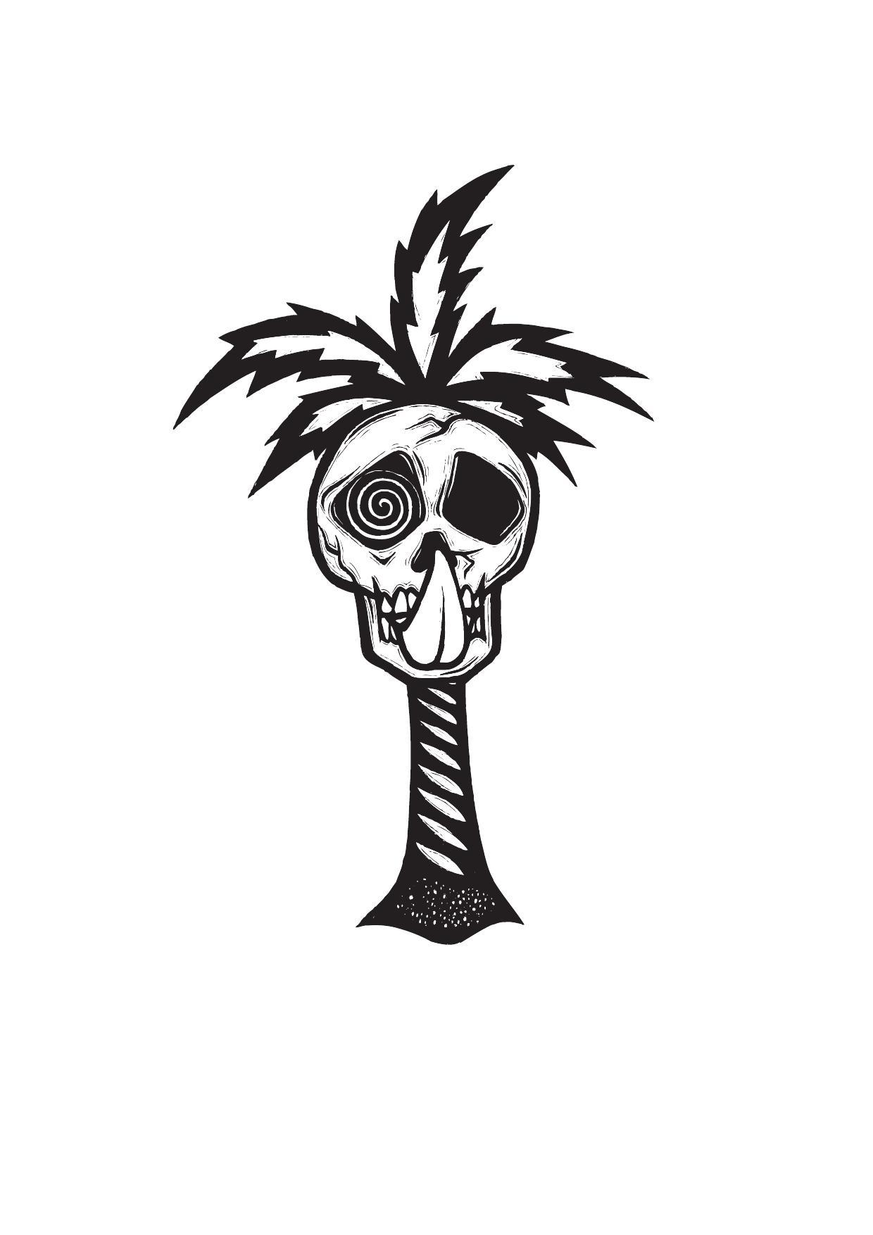 Death Palm - Jetstone Milk