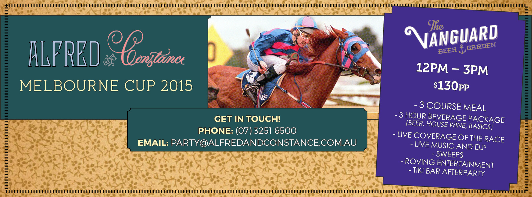 Alfred and Constance_Melbourne_Cup