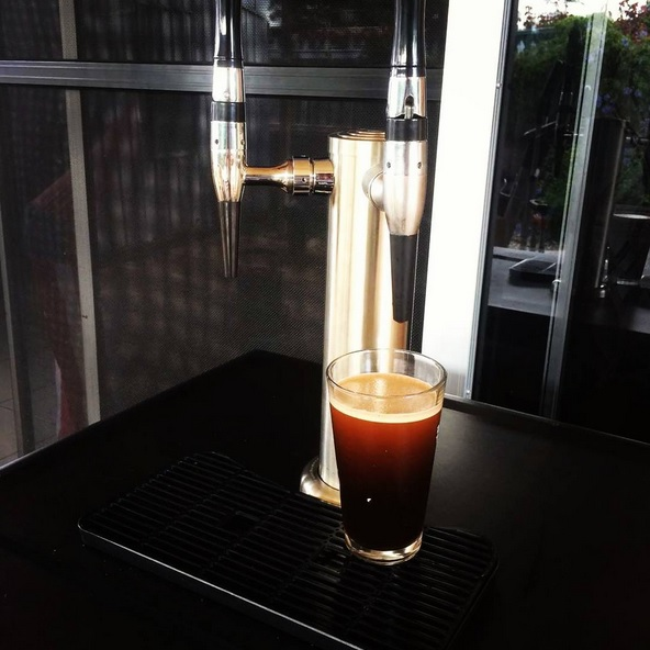 Nitrobev Creamflow Coffee