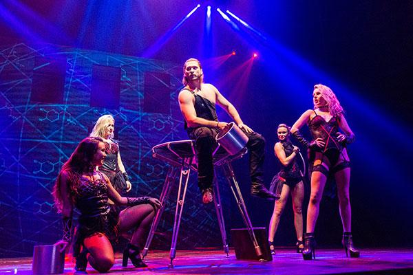 Cirque Adrenaline 2