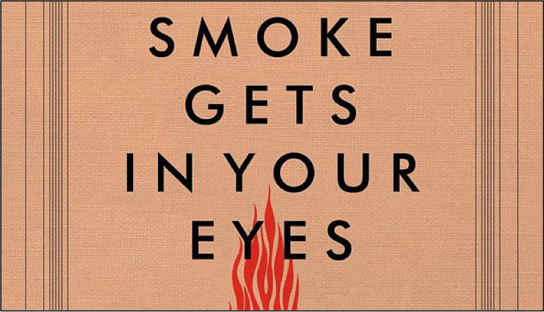 Smoke Gets in Your Eyes cover
