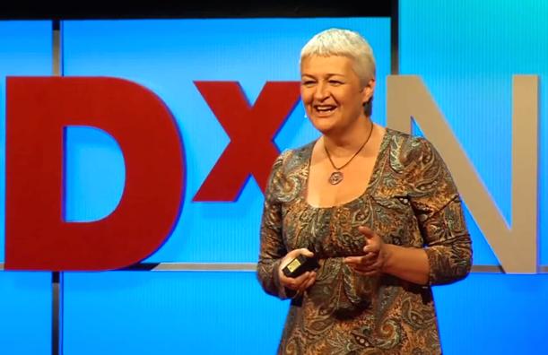 Toni Powell Ted X