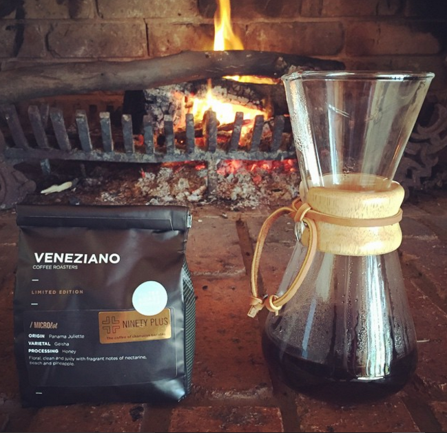 VENEZIANO COFFEE 2